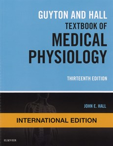 Guyton and Hall Textbook of Medical Physiology International Edition 13th Edition