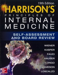 Harrisons Principles Of Internal Medicine Self-Assessment And Board Review 19th Edition