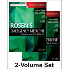 Rosens Emergency Medicine: Concepts and Clinical Practice: Volume-1&2  9th Edition