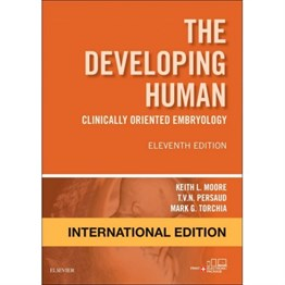 The Developing Human Clinically Oriented Embryology International Edition